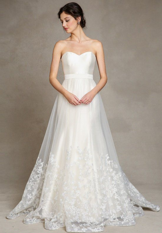 Merveilleux Jenny Yoo U201cLondonu201d Embroidered A Line Tulle. Price: $775.00. This One Of Wedding  Dresses Under 1,000 ...