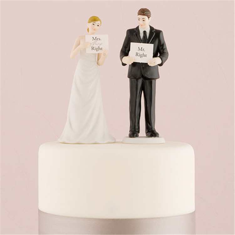 Use Their Cake Topper
