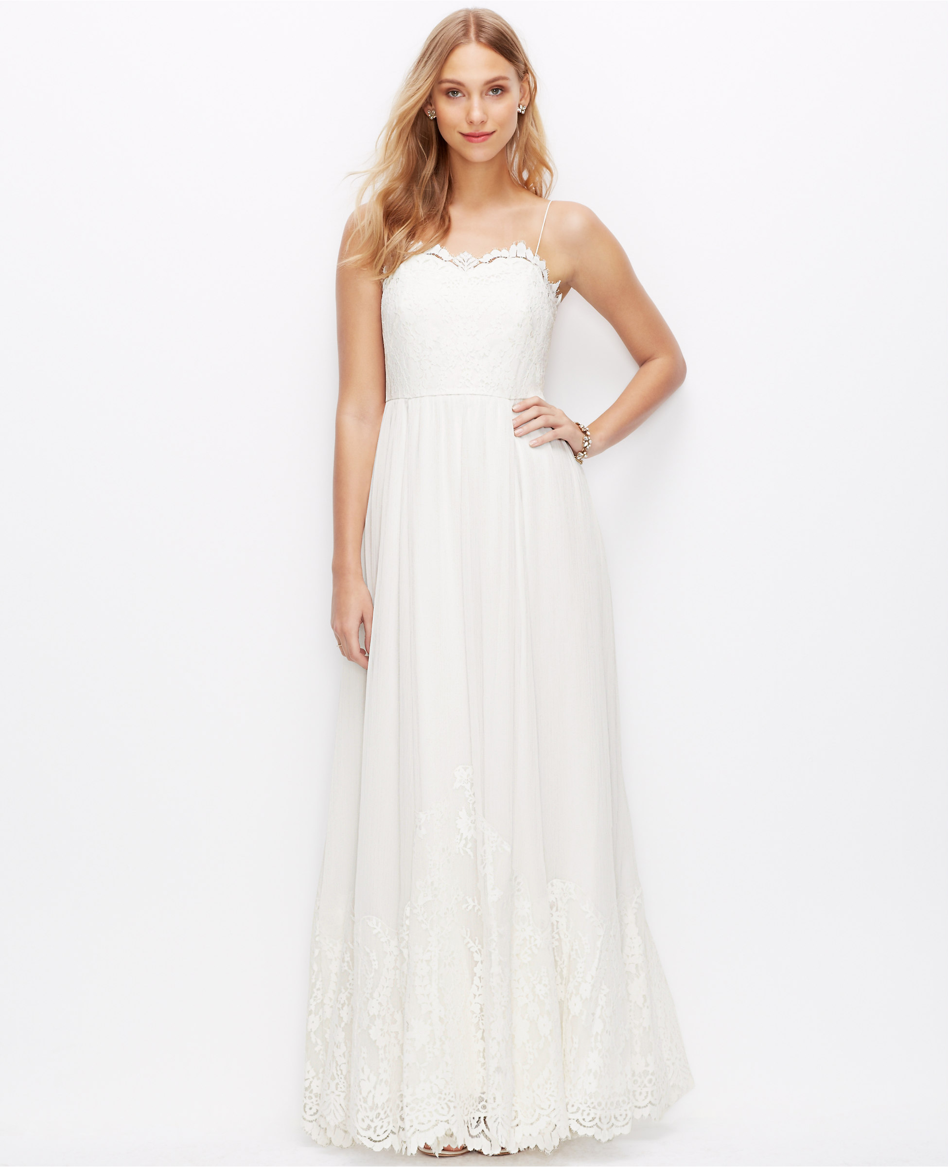 20 Trendiest Wedding Dresses Under $1,000