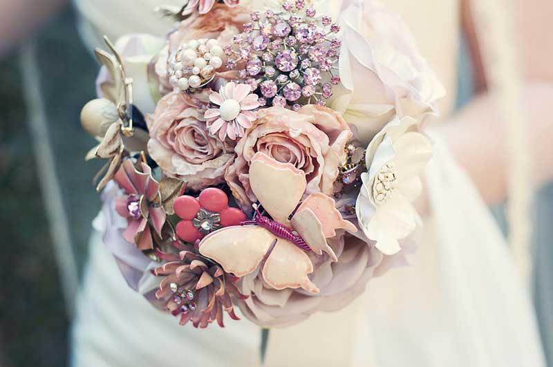 Great Options of Fake Flowers for Wedding - EverAfterGuide