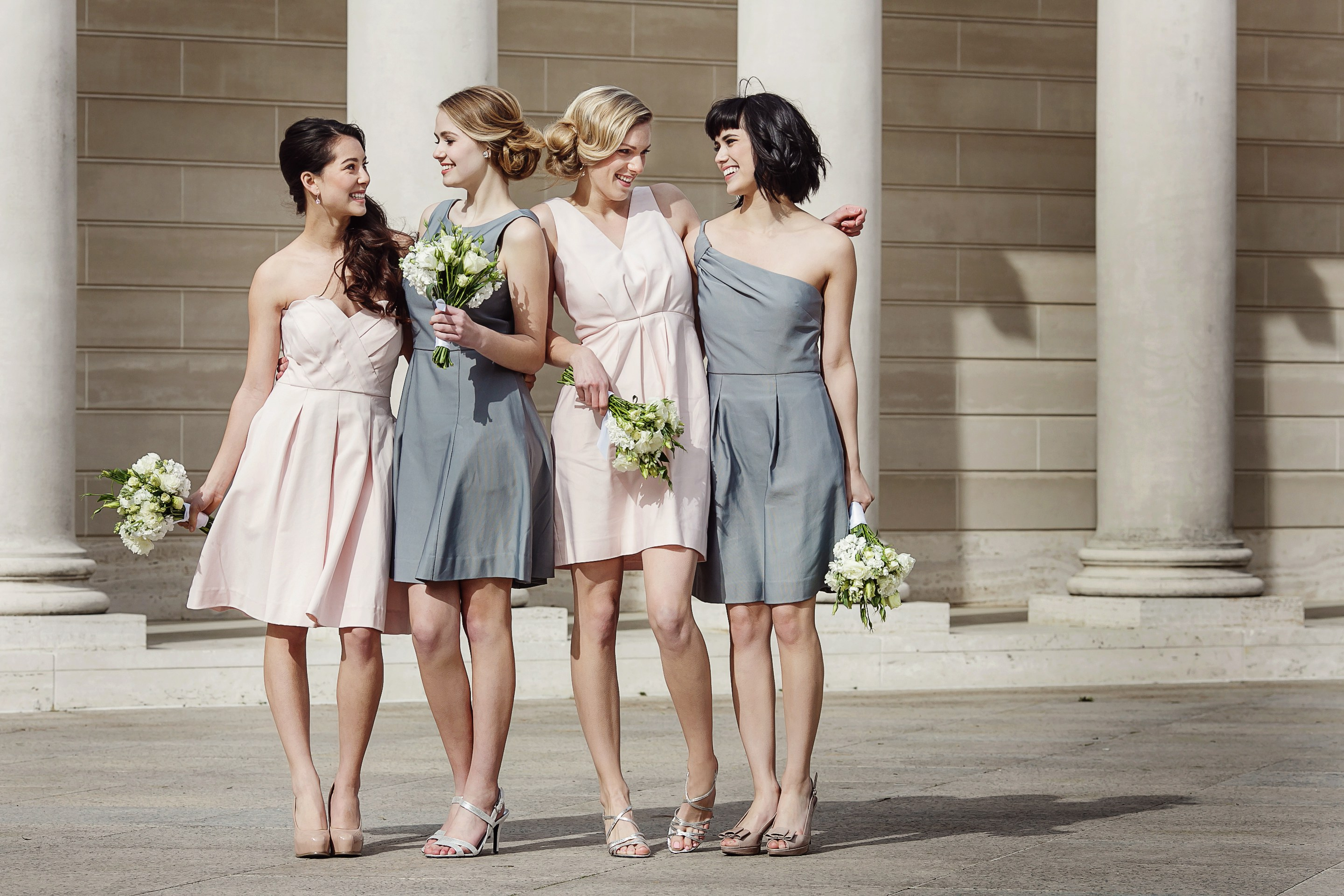 Classic and elegant lace bridesmaid dresses everafterguide top 4 picks for bridesmaid dresses re ombrellifo Images