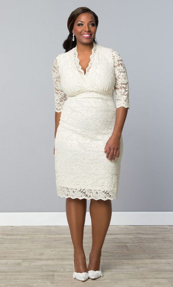 19 Plus Size Wedding Dresses For Our Curvy Girls Everafterguide