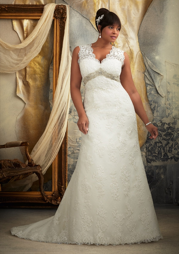 Wedding Dresses With Empire Waist