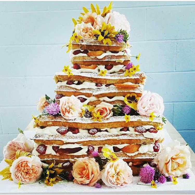 Ditch the Cake 25 Alternatives to Wedding Cake EverAfterGuide