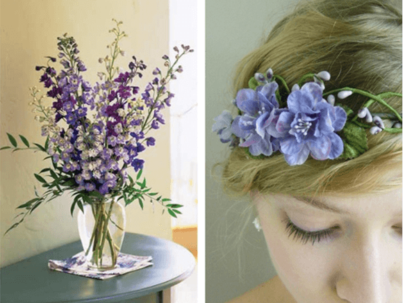 The Star Shaped Flower Can Solely Be Used In Garden Style Wedding Décor And Also Accented With Other Flowers
