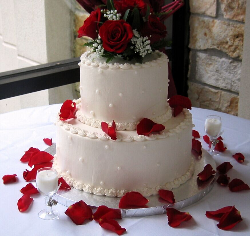 Best Filling For White Wedding Cake
