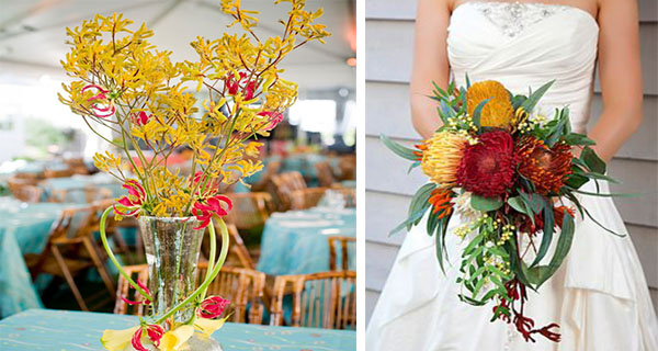 These Woodsy Style Flowers In Season For July Wedding Are Best To Give A Nice Rustic And Country Feel Look The Flower Arrangements