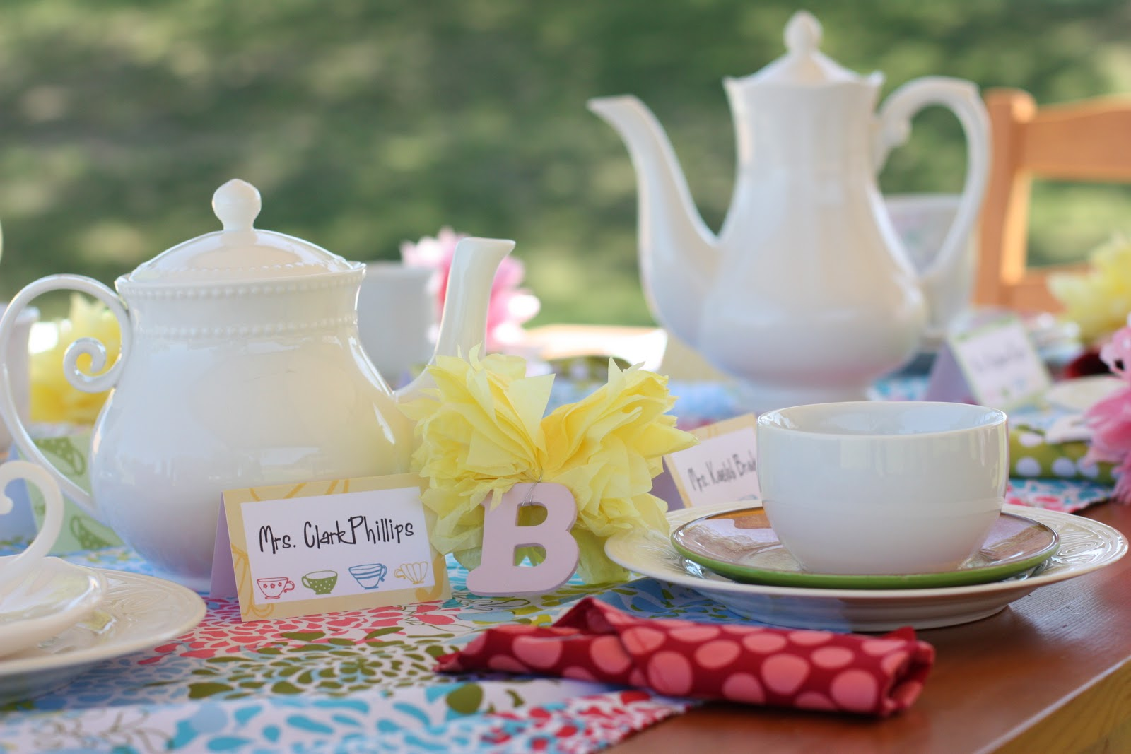 Tea Party Themed Bridal Shower Essentials and Ideas EverAfterGuide
