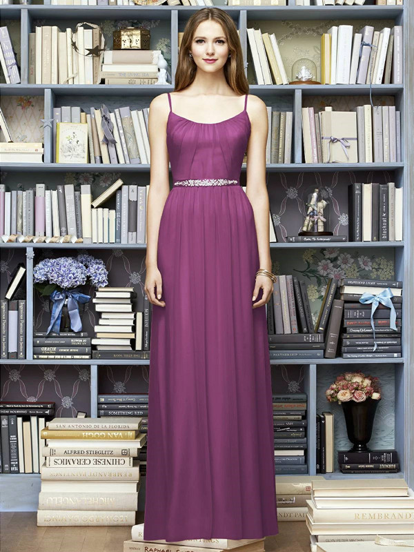 20 Most Elegantly Designed Plum Bridesmaid Dresses - EverAfterGuide