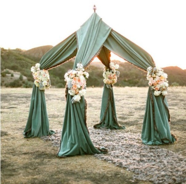 Wedding Altar Images: Unique Alternative Ideas For Decorating The Altar For A