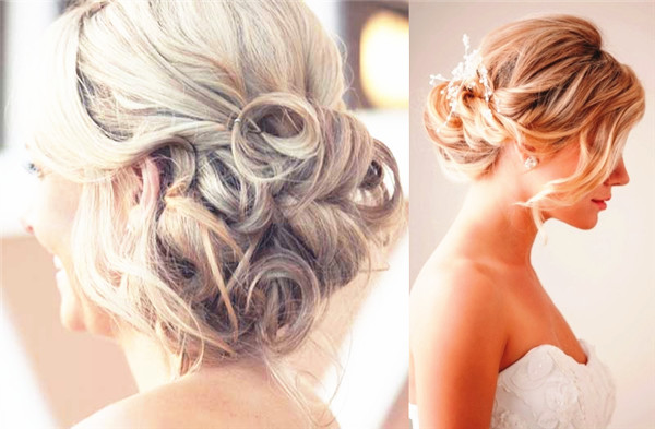 18 Best ideas of Wedding Hairstyles for Women with Thin Hair ...