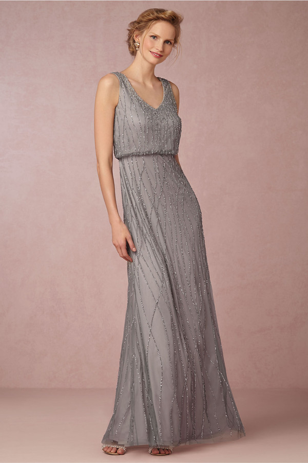 Fashionable and Comfortable: Trendiest Mother of the Bride Dresses ...