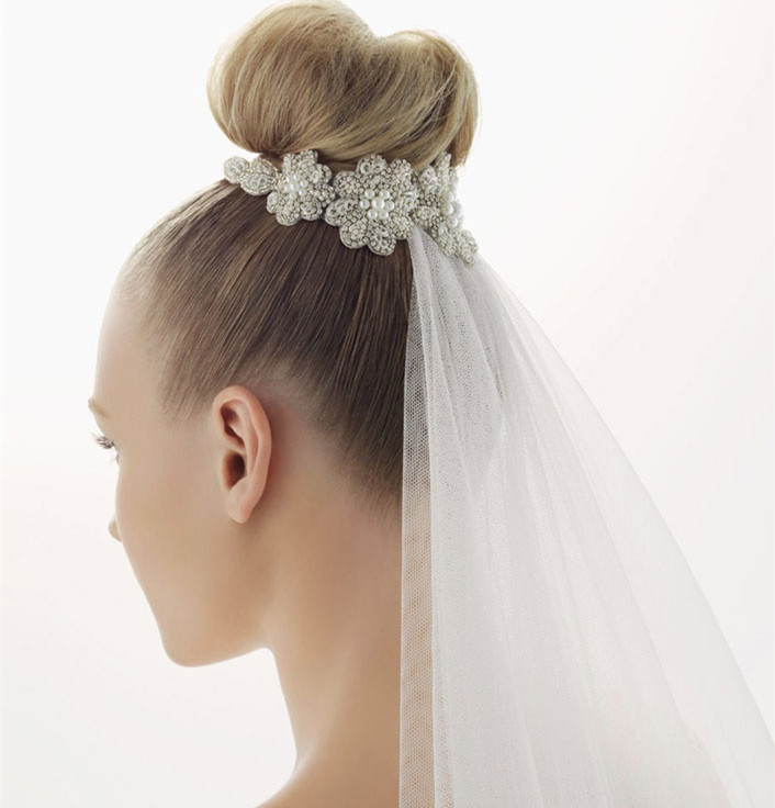 Wedding Hairstyle Updo Veil: 10 Fabulous Updo Hairstyles With Bridal Veil