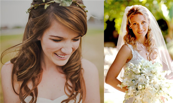 18 Best Ideas Of Wedding Hairstyles For Women With Thin Hair
