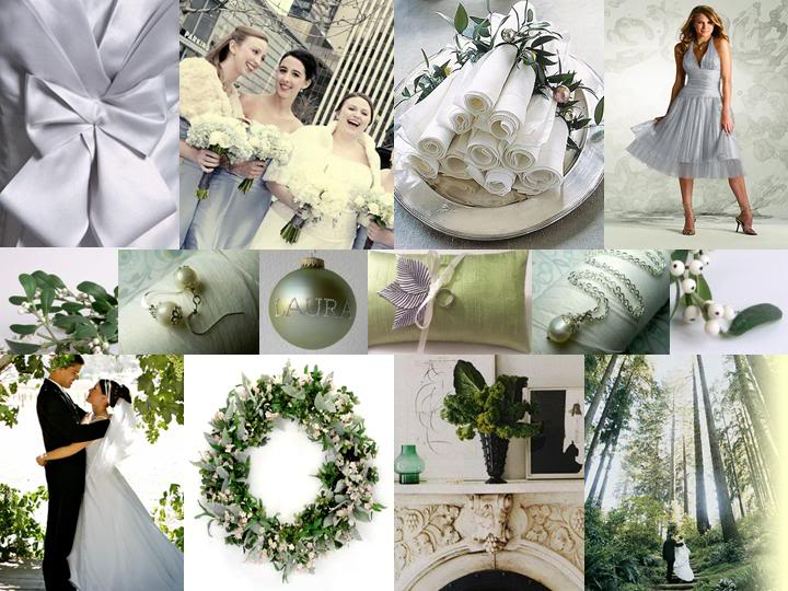 Classic Wedding Color Palettes from Spring to Winter - EverAfterGuide