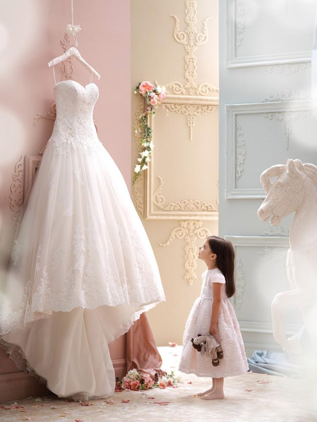 A Lifetime Memory: 17 Inspiring Wedding Dresses Pictures ...