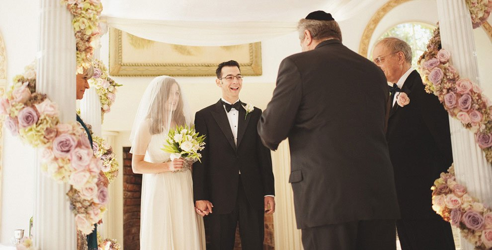 jewish marriage ceremony essay Mash-up marriage is an incredible opportunity to deeply explore and share in a   a four-day wedding which included separate hindu and jewish ceremonies,.