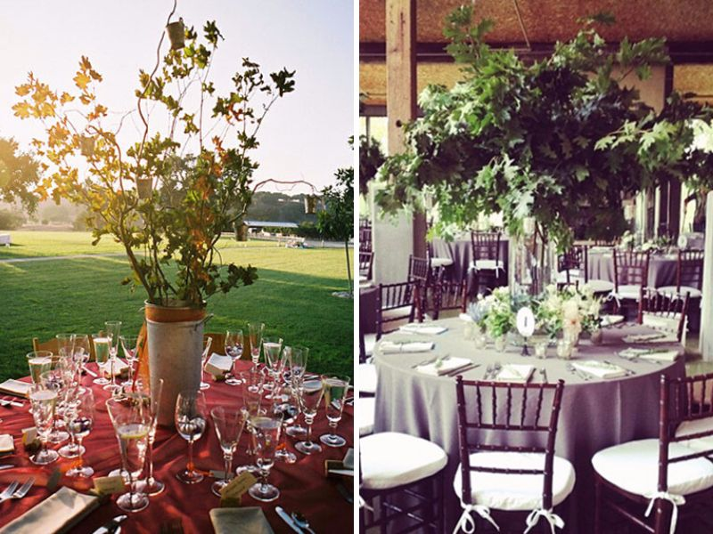 28 Round Table Centerpieces In Diffe Styles Large Gl Vase Centerpiece Ideas