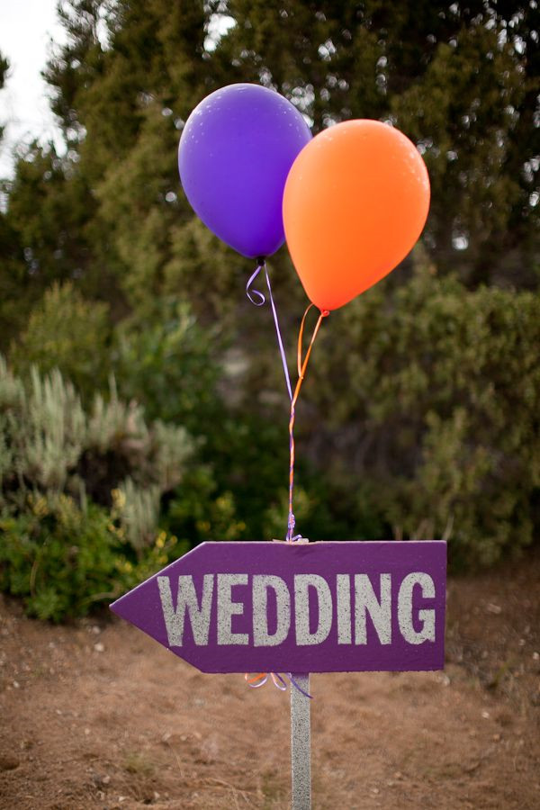 20 Orange and Purple Wedding Ideas - EverAfterGuide