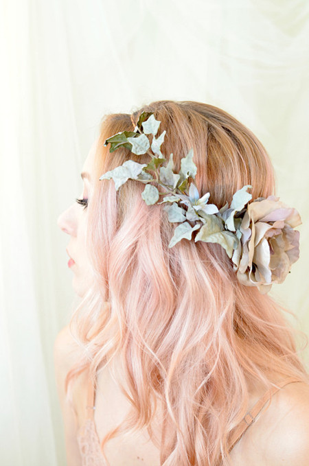 34 Gorgeous Wedding Hairstyles For Medium Hair - EverAfterGuide