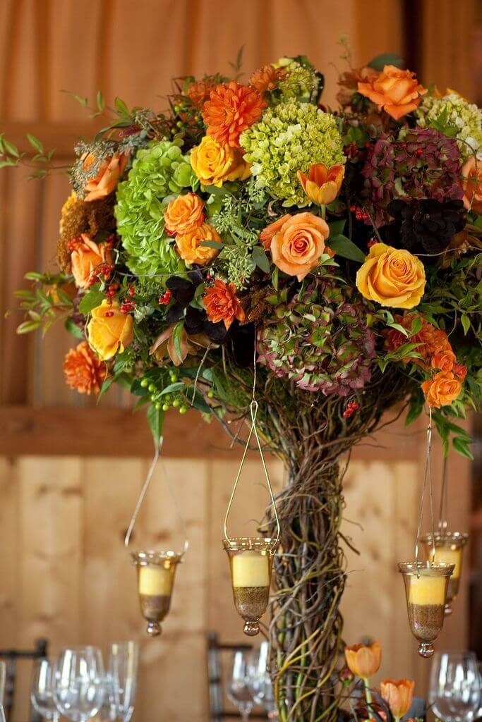24 best ideas for rustic wedding centerpieces with lots of branching centerpieces junglespirit Choice Image
