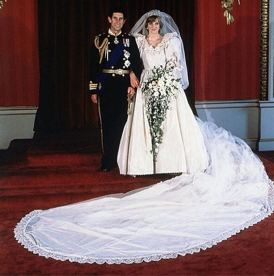 A Glimpse into Princess Diana and Prince Charles Wedding ...