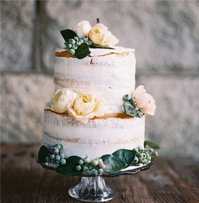 35 Most Stunning Flowery Wedding Cakes for a Dream Wedding ...