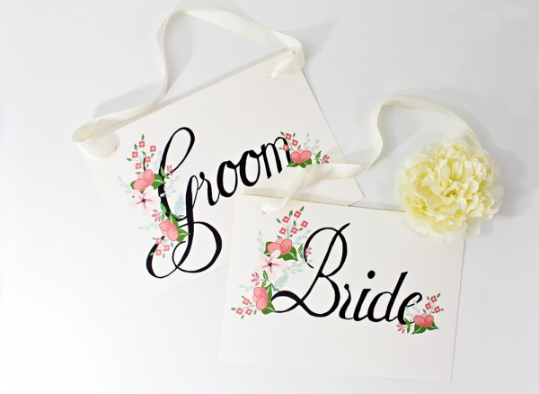 Whose Name Goes First? Bride Or Groom?