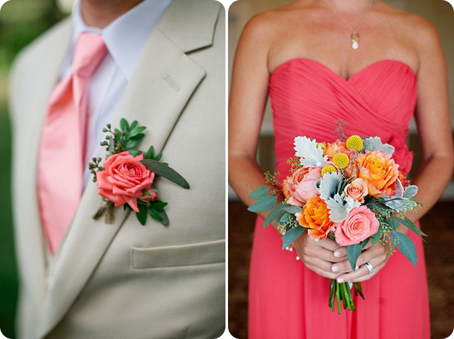 Classic Wedding Color Palettes From Spring To Winter Everafterguide