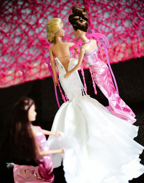 The Love Story Barbie And Ken Wedding Everafterguide