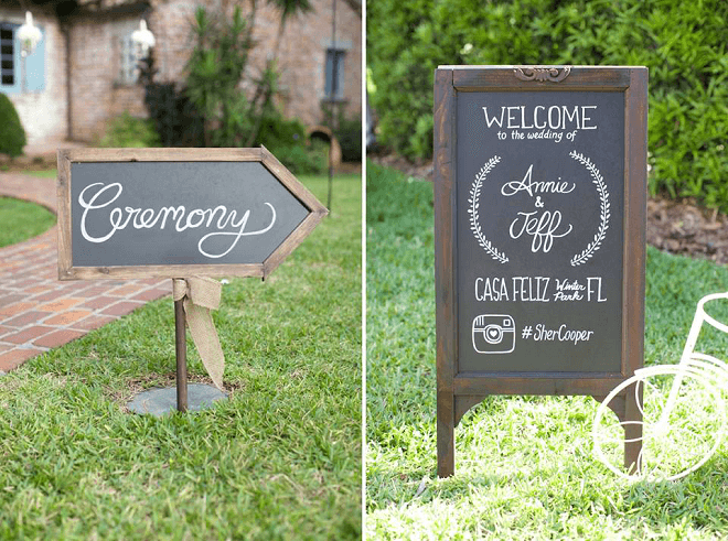 ... Or Leave It Simple And Clean, A Handwritten Welcoming Sign Is Just One  Of The Best Way To Incorporate Chalkboards For Weddings Design.