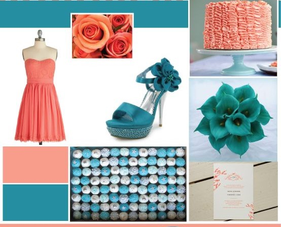 11 Best Colours Matching Coral Everafterguide