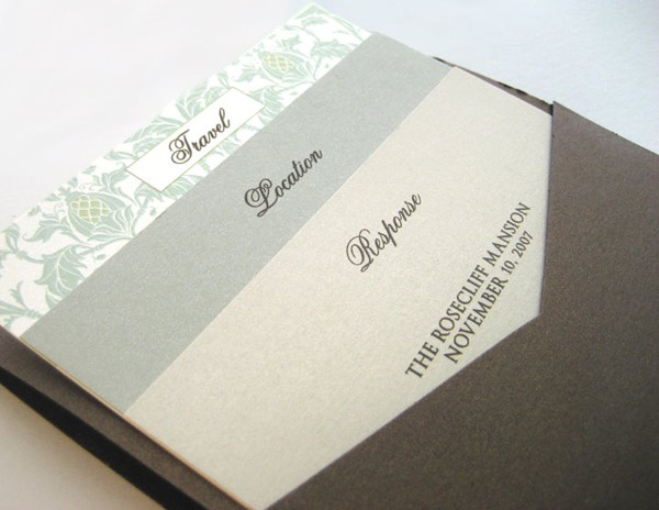 Stuffing Wedding Invitations With Inner Envelope: A Comprehensive Guide To Wedding Invitations