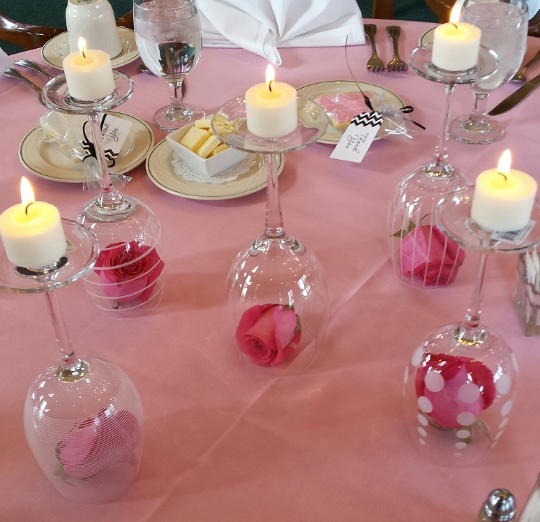 20 Creative And Wonderful Ideas Of Centerpieces For Bridal Showers