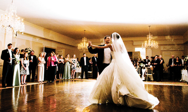Bride Song To Groom: For The Newlywed: 17 Perfect Bride And Groom First Dance