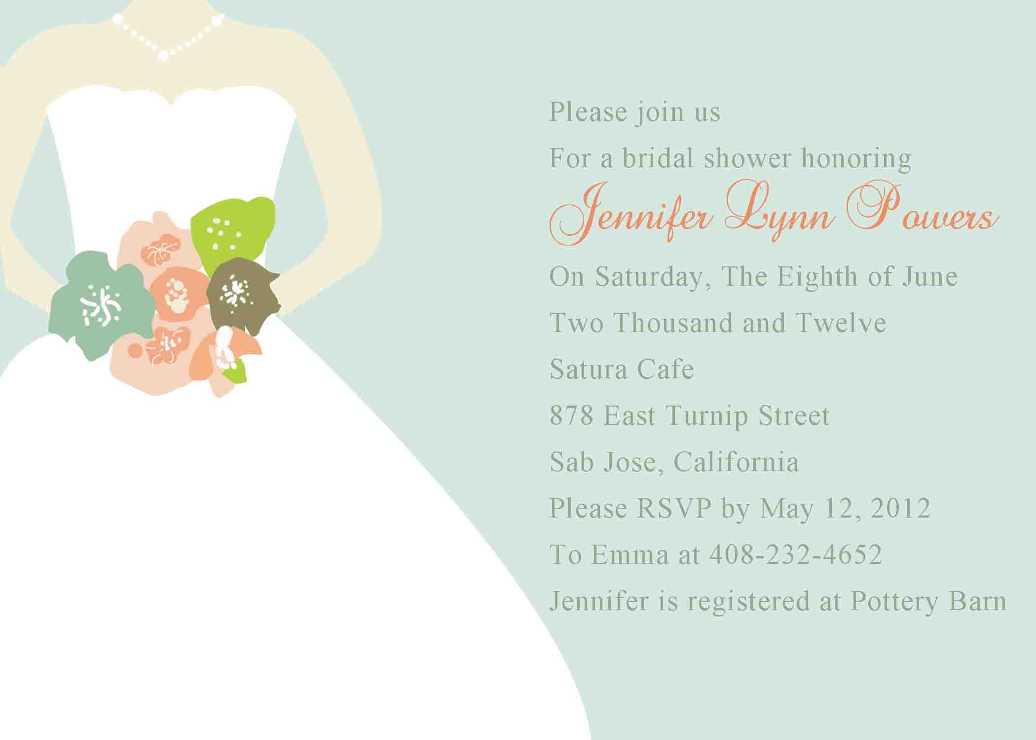 When Do You Send Invitations For Wedding: How Soon Should You Send Bridal Shower Invites