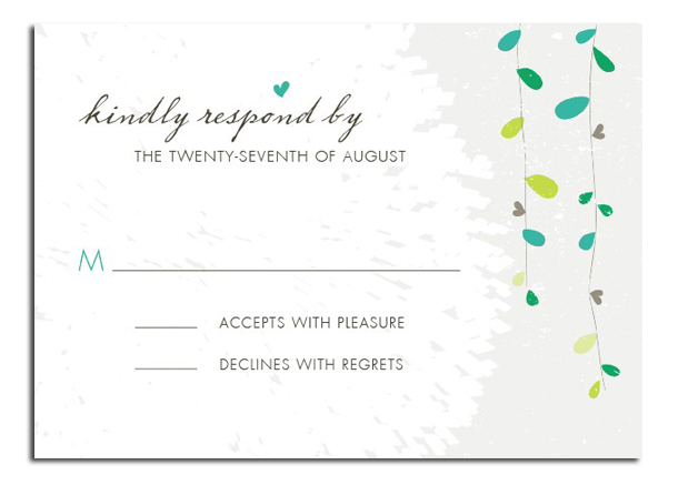 Ideas about wedding invitation wording everafterguide response card filmwisefo
