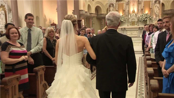 Catholic Wedding Traditions.Catholic Wedding Ceremony Procedure And Traditions