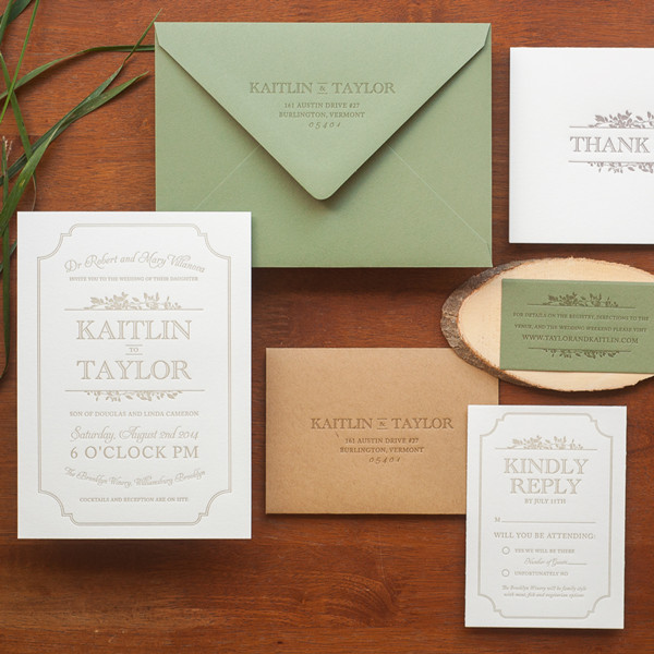 A comprehensive guide to wedding invitations everafterguide get started stopboris Gallery