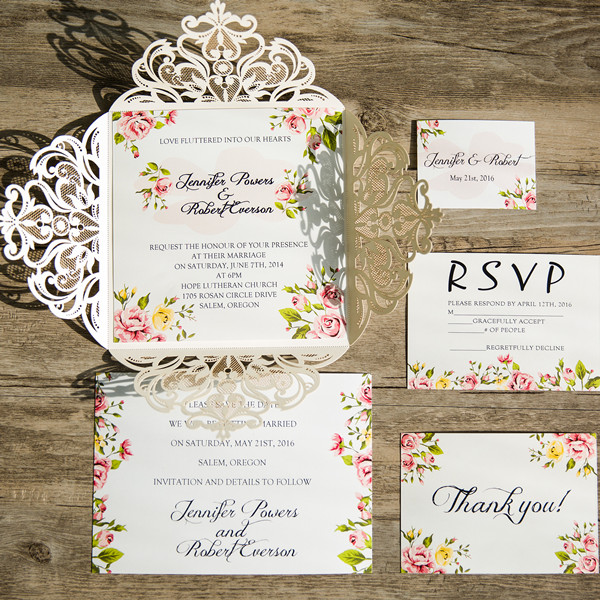 Images Of Wedding Cards Invitations For Inspiration