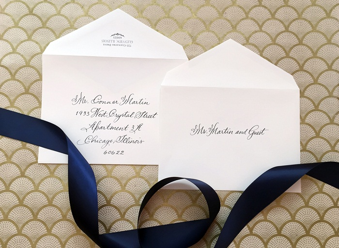 Ideas about wedding invitation wording everafterguide you want to make sure you write each guest name clearly so they know who it is intended for and so you do not get any additional plus ones attending the stopboris Gallery
