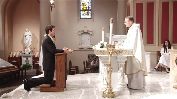 Catholic Wedding Ceremony Procedure And Traditions Everafterguide