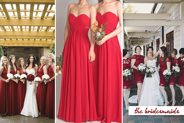 20 Fabulous Red And White Wedding Ideas