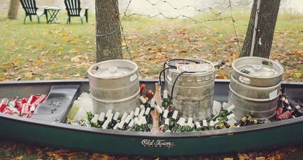 The Number Of Kegs In A Wedding Everafterguide