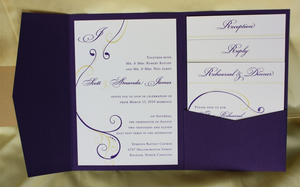 Images of Wedding Cards Invitation for Inspiration - EverAfterGuide
