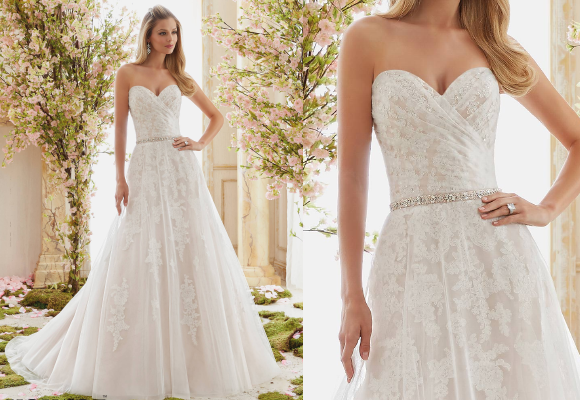Wedding Dresses For Women With Broad Shoulder