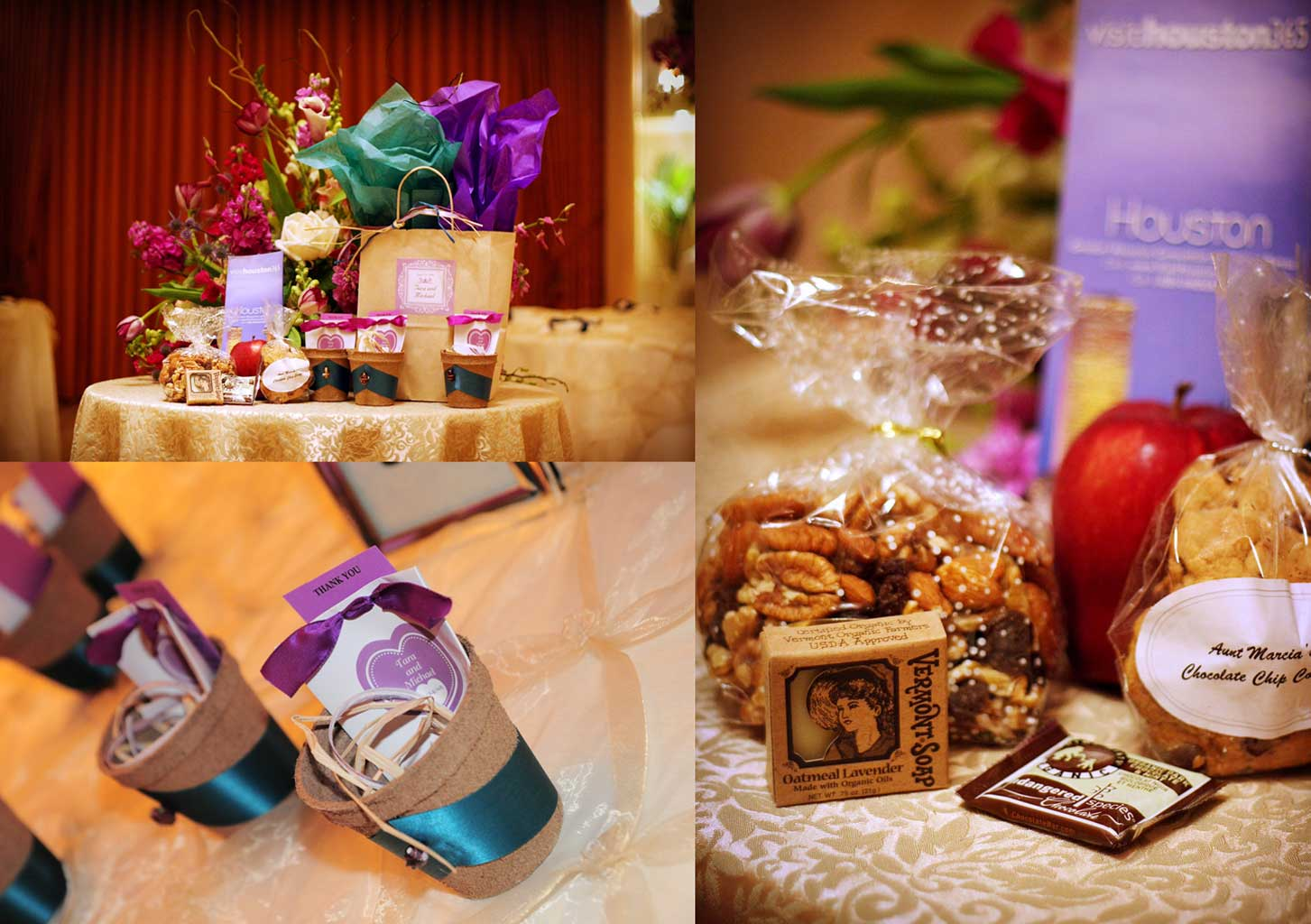 Gift Ideas For Wedding Guests At Hotel: Wedding Gift Baskets For Out Of Town Guests