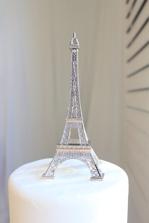 paris wedding cake topper 20 unique wedding cake toppers everafterguide 18118