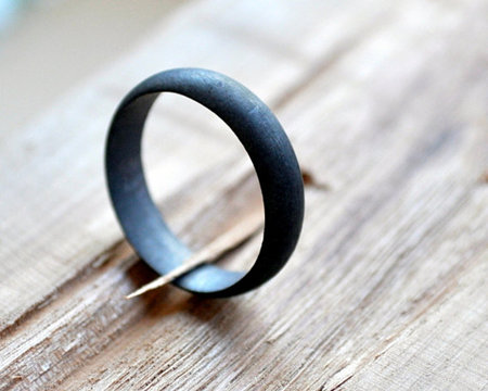 20 Unique Men\'s Wedding Bands Your Groom Would Love to Wear ...