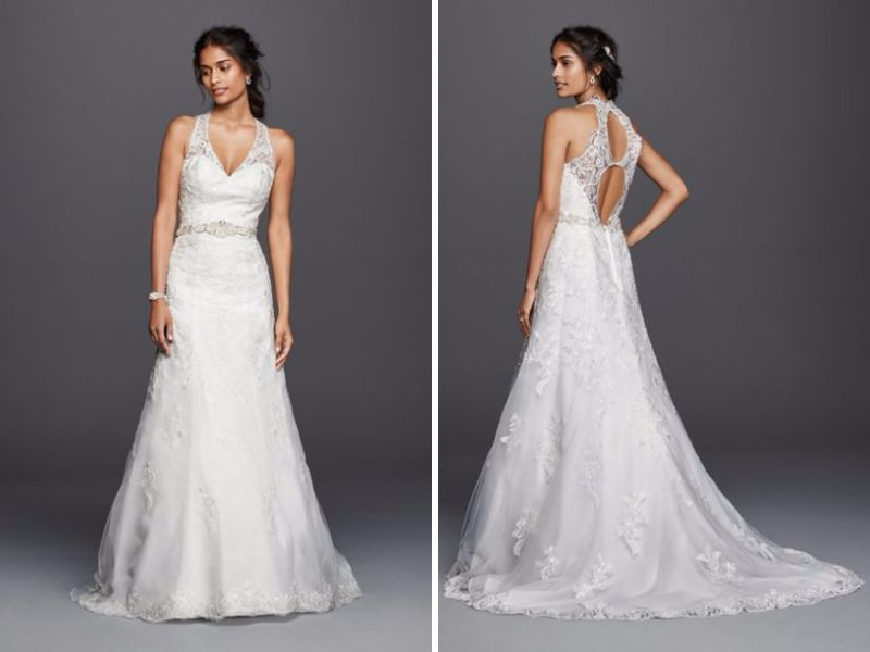 9bad0e1f1334c 20 Gorgeous Second Wedding Dresses You Will Like - EverAfterGuide